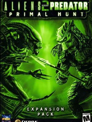 Aliens versus Predator 2 Primal Hunt