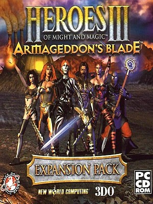 Heroes of Might and Magic III Armageddon's Blade