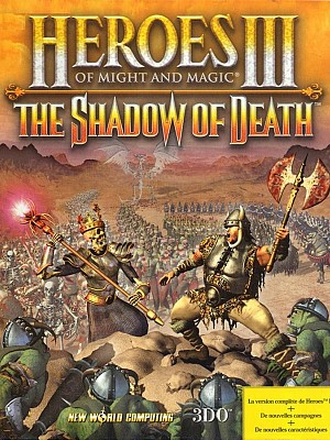 Heroes of Might and Magic III The Shadow of Death