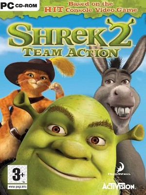 Shrek 2 Team Action