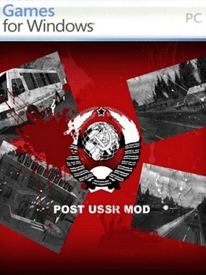 Euro Truck Simulator Post USSR