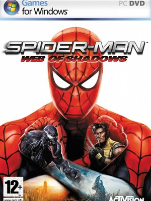 Spider Man - Web of Shadows