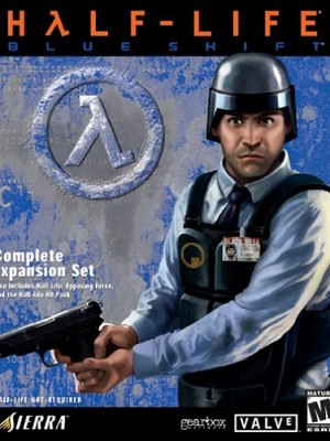 Half-Life Blue Shift