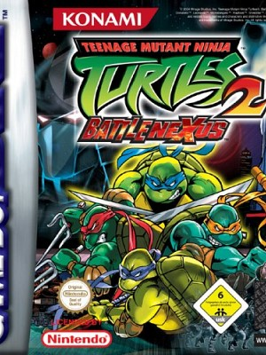 TMNT 2 Battle Nexus