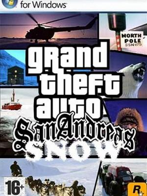 Grand Theft Auto San Andreas - Winter Edition