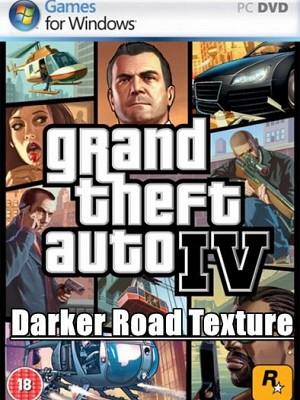 Grand Theft Auto IV: Darker Road Texture