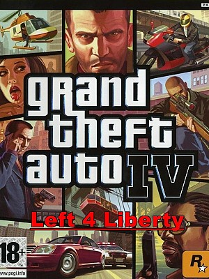 GTA IV: Left 4 Liberty