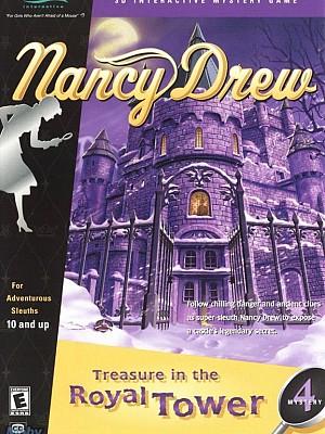 Нэнси Дрю Сокровище Королевской Башни
