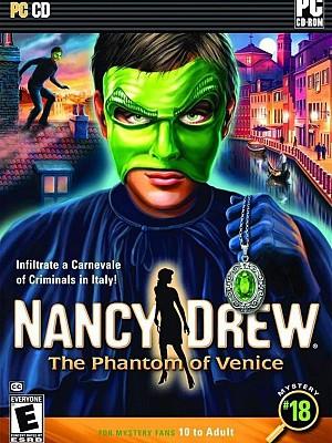 Нэнси Дрю Призрак Венеции