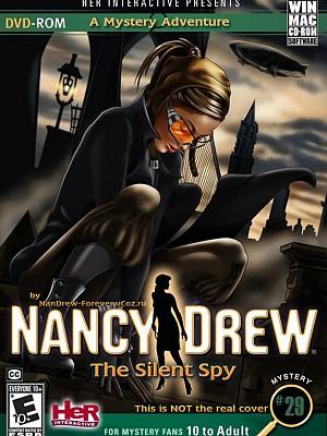 Нэнси Дрю Безмолвный Шпион